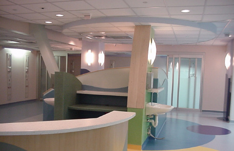 Memorial Hospital 2nd Floor OB Renovation by Fager-McGee