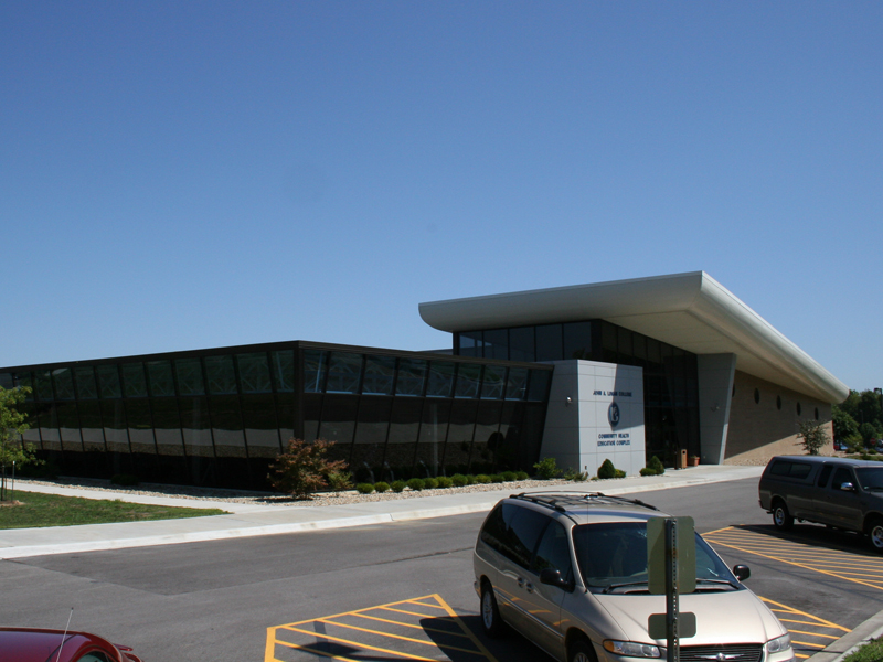 John A. Logan Community Health Education Complex by Fager-McGee