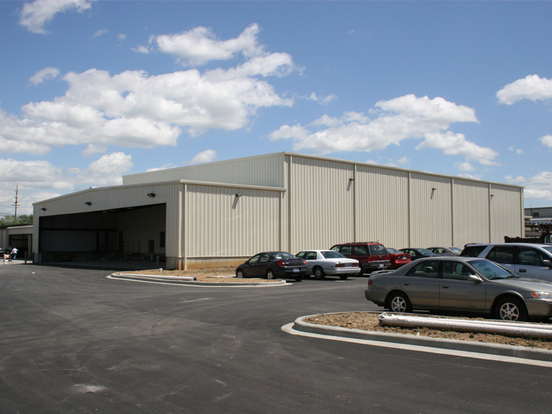 Southern Illinoisan Production Area Expansion by Fager Mc-gee