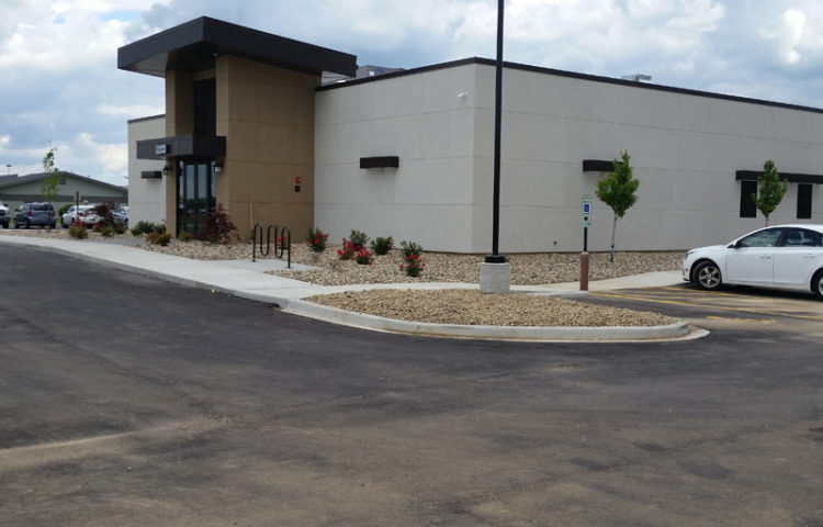 Fager-McGee Commercial Construction worked as the design builder and general contractor for Fujiyama in Carbondale, IL.