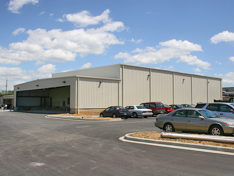 The Southern Illinoisan - Custom Metal Building - Carbondale