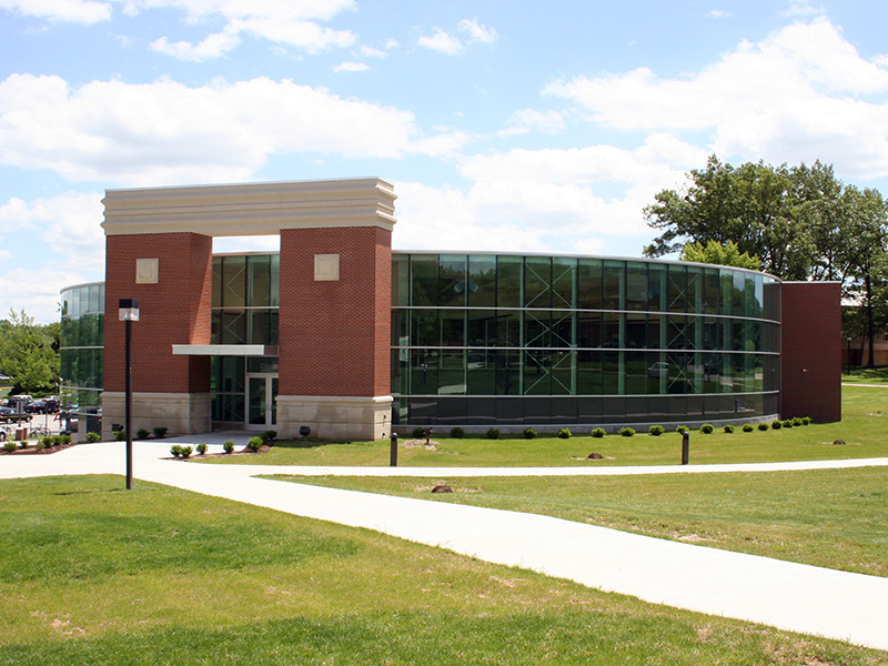 Troutt Wittman Center by Fager-McGee