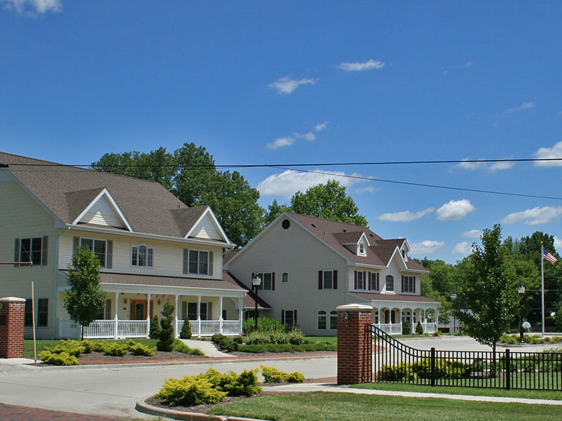 Masonic Children's Homes by Fager-McGee
