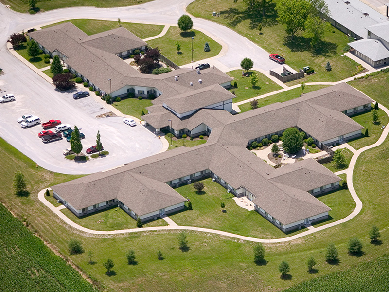 Big Muddy River Apartments East by Fager-McGee