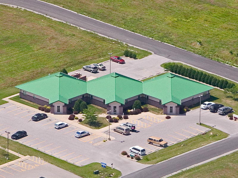 3 Unit Medical Facility, Logan Professional Park by Fager Mc-gee