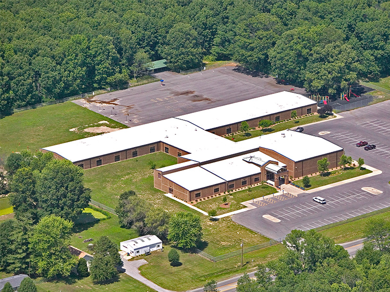 Herrin Elementary School by Fager-McGee