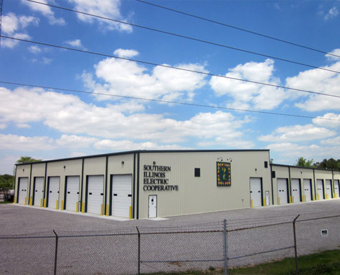 SIEC Vehicle Storage & Warehouse