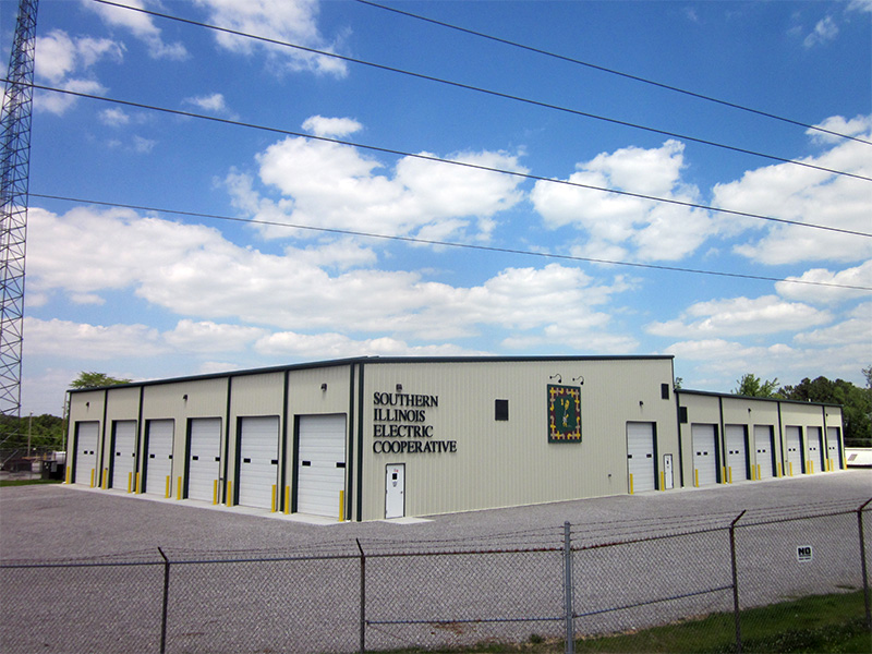 SIEC Vehicle Storage & Warehouse by Fager-McGee