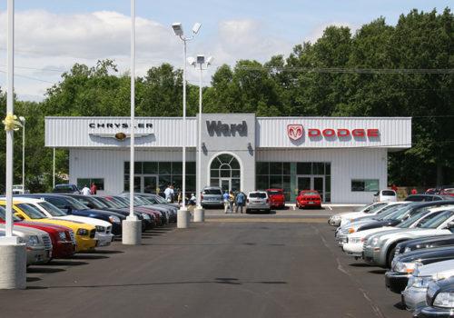 Ward Chrysler Center