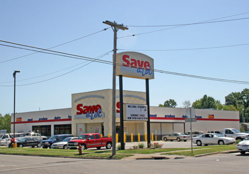 Save-a-Lot Grocery Store