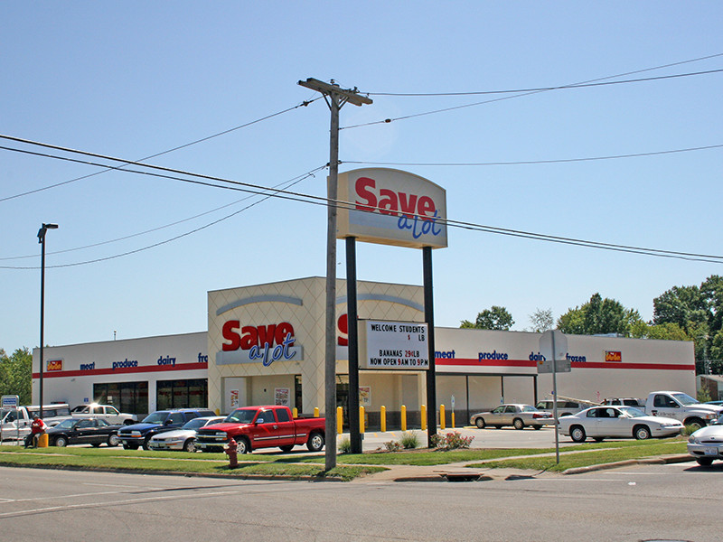 Save-a-Lot Grocery Store by Fager-McGee