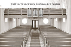 What To Consider When Building A Church