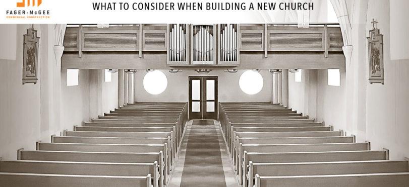Fager Mcgee Church Construction
