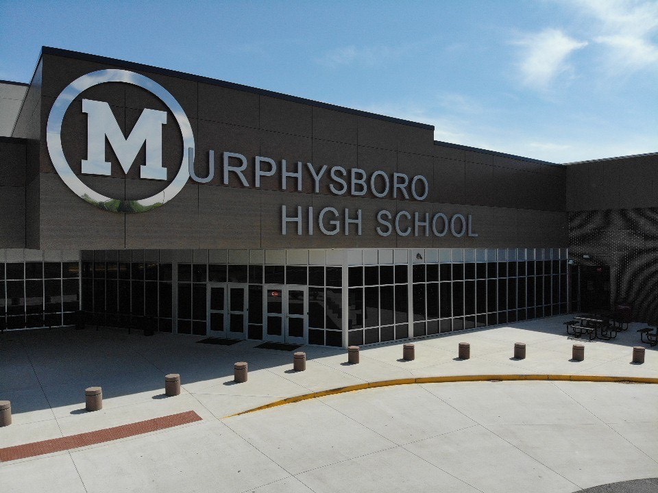 Murphysboro Highschool by Fager-McGee