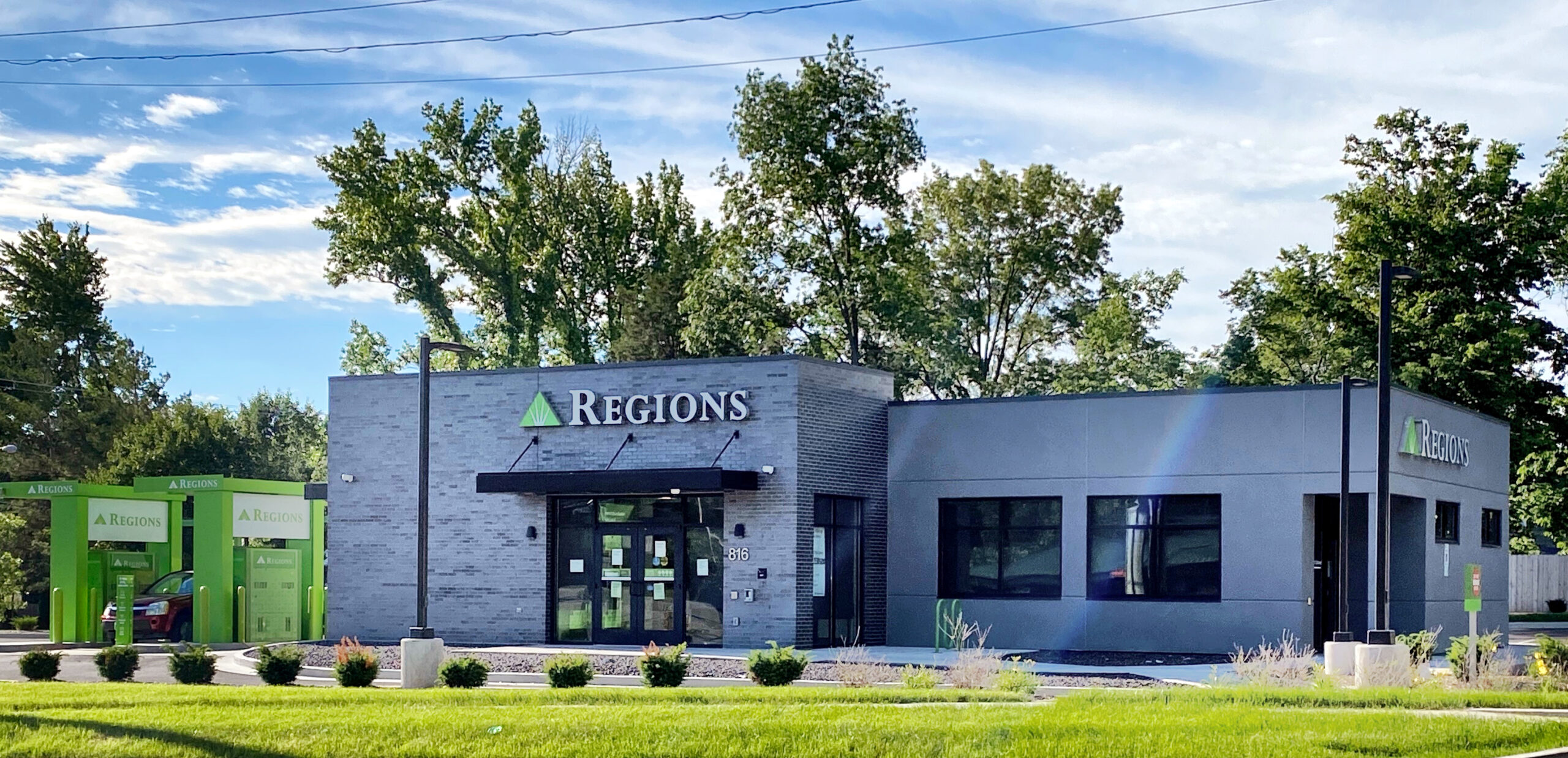 Regions Bank by Fager-McGee