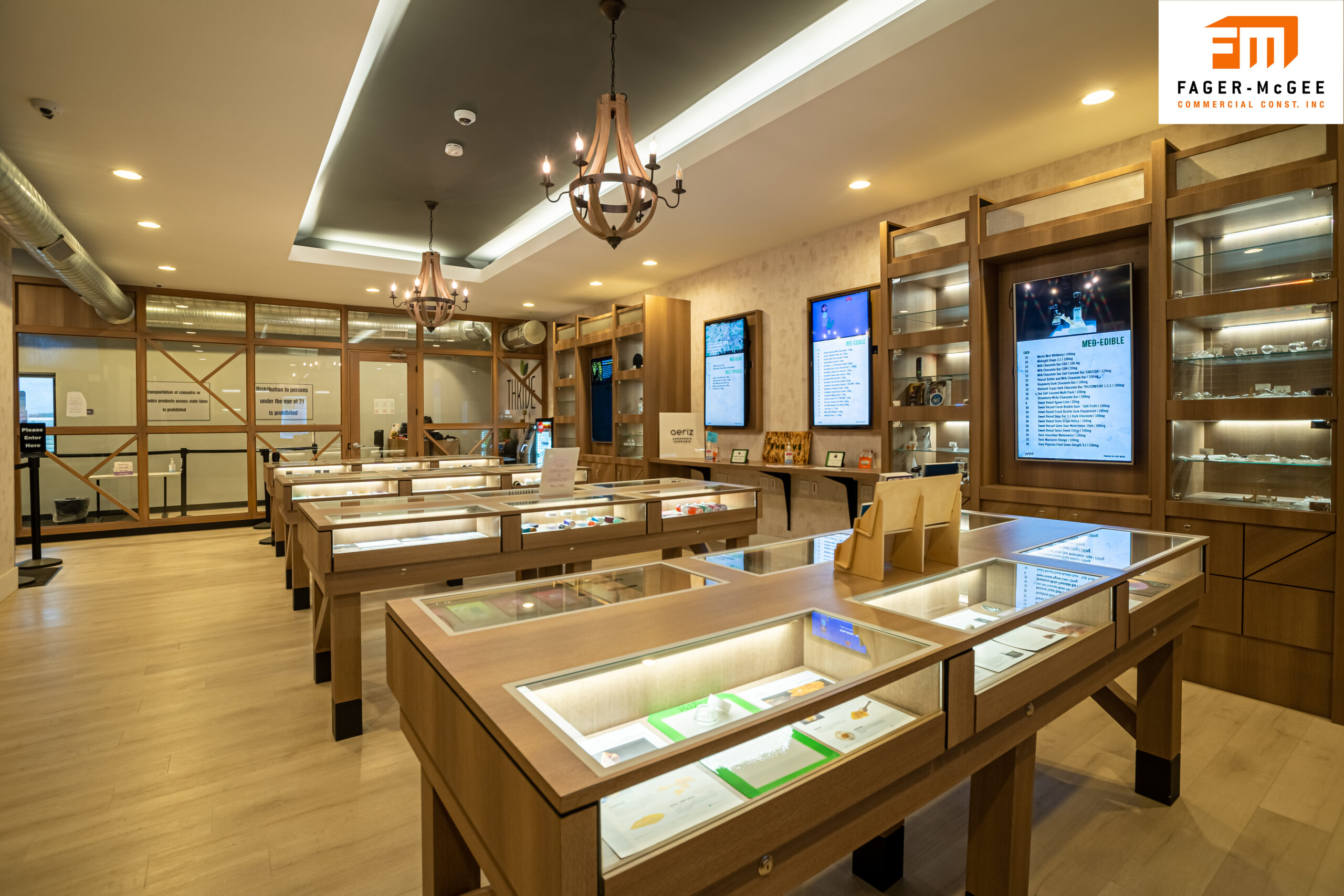Thrive Dispensary by Fager-McGee